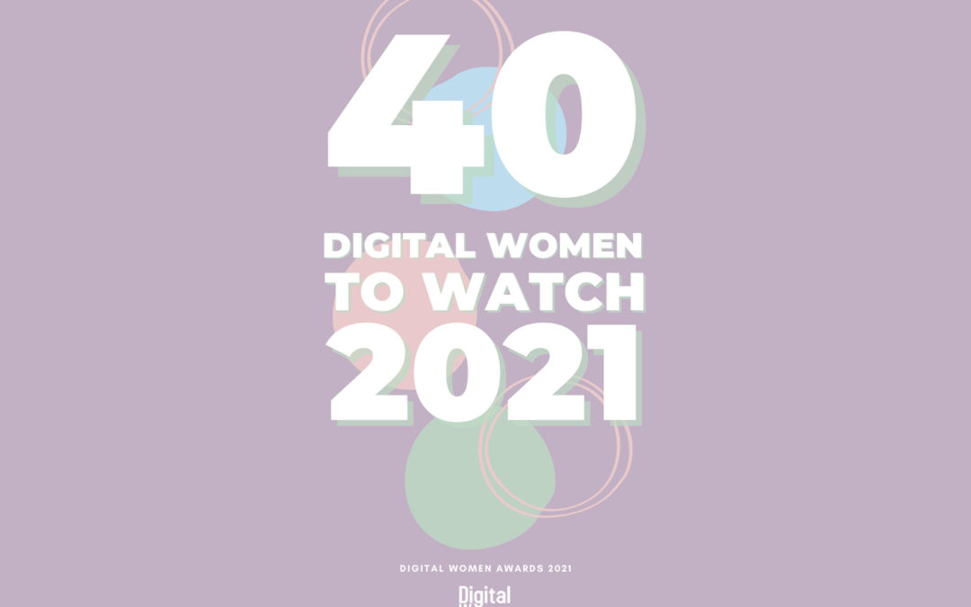 40 Digital Women To Watch In 2021 – Tigz Rice
