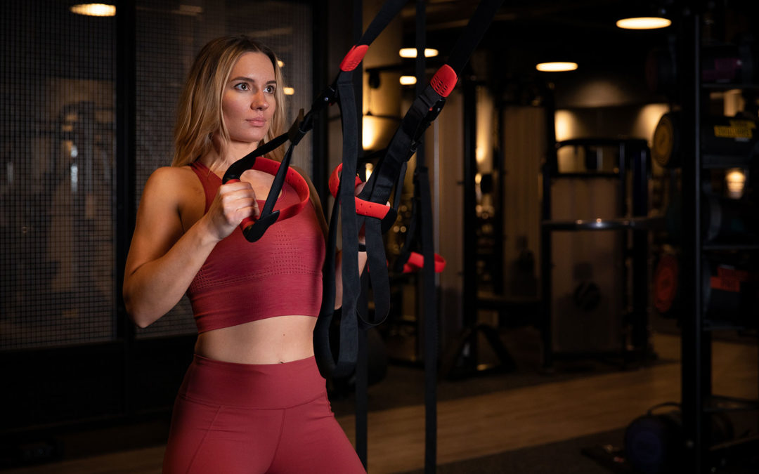 Client Spotlight: Personal Trainer Dovile Leonaviciute