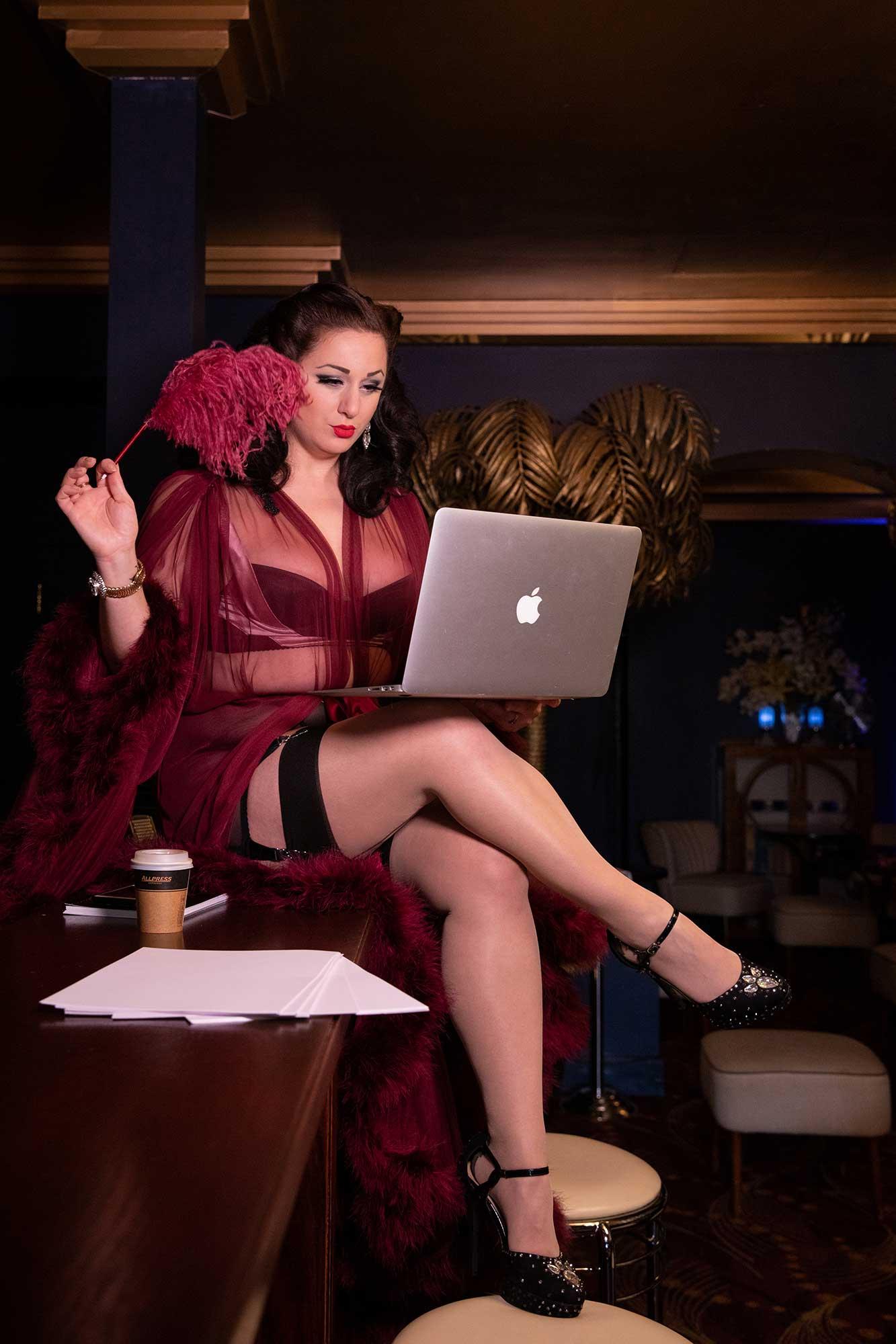 House Of Burlesque Branding Photoshoot by Hertfordshire Branding Photographer Tigz Rice Ltd 2021. http://www.tigzrice.com