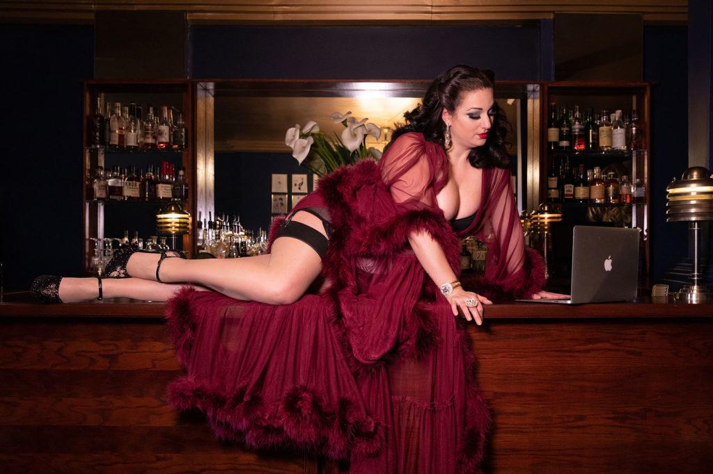 Personal Branding FAQs - House Of Burlesque Branding Photoshoot with Hertfordshire branding photographer Branding By Tigz