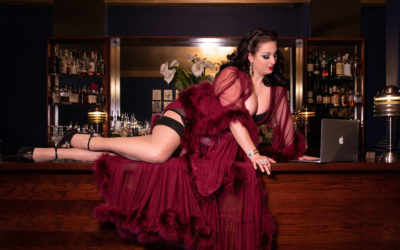 Client Spotlight: Tempest Rose & The House Of Burlesque