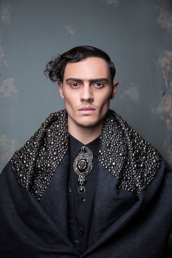 Haringtons Soho Hair Editorial Campaign by Tigz Rice Studios