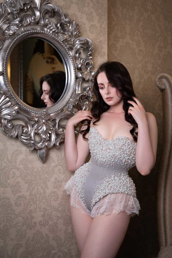 Luxury Branding Photography Shoot For Lingerie Designer Emiah Couture