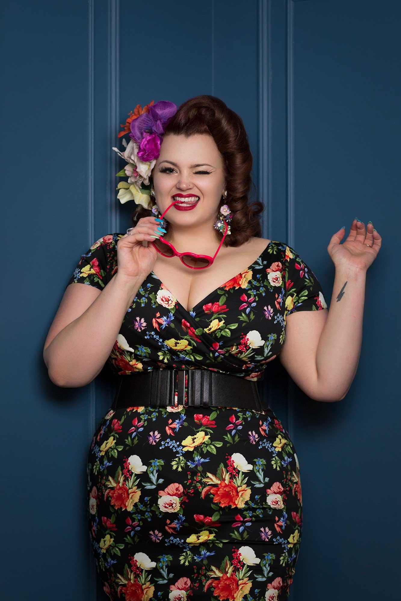 House Of Burlesque Branding Photoshoot by Hertfordshire Brand Photographer Tigz Rice Ltd 2021.